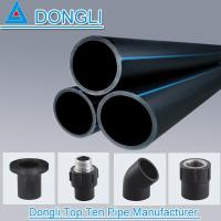 PE Pipe for Water /Drainage Supply polyethylene pipe for ...