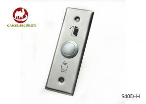 3 Wire Door Push Button Switch Flush Mount Push Button