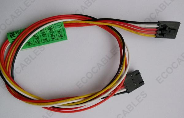 Electrical Wire Harness For Television With PVC Hook Up Wire of