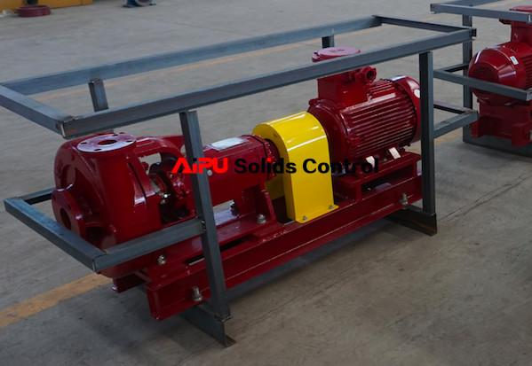 Oil and gas drilling mud trip pump for sale at Aipu solids control