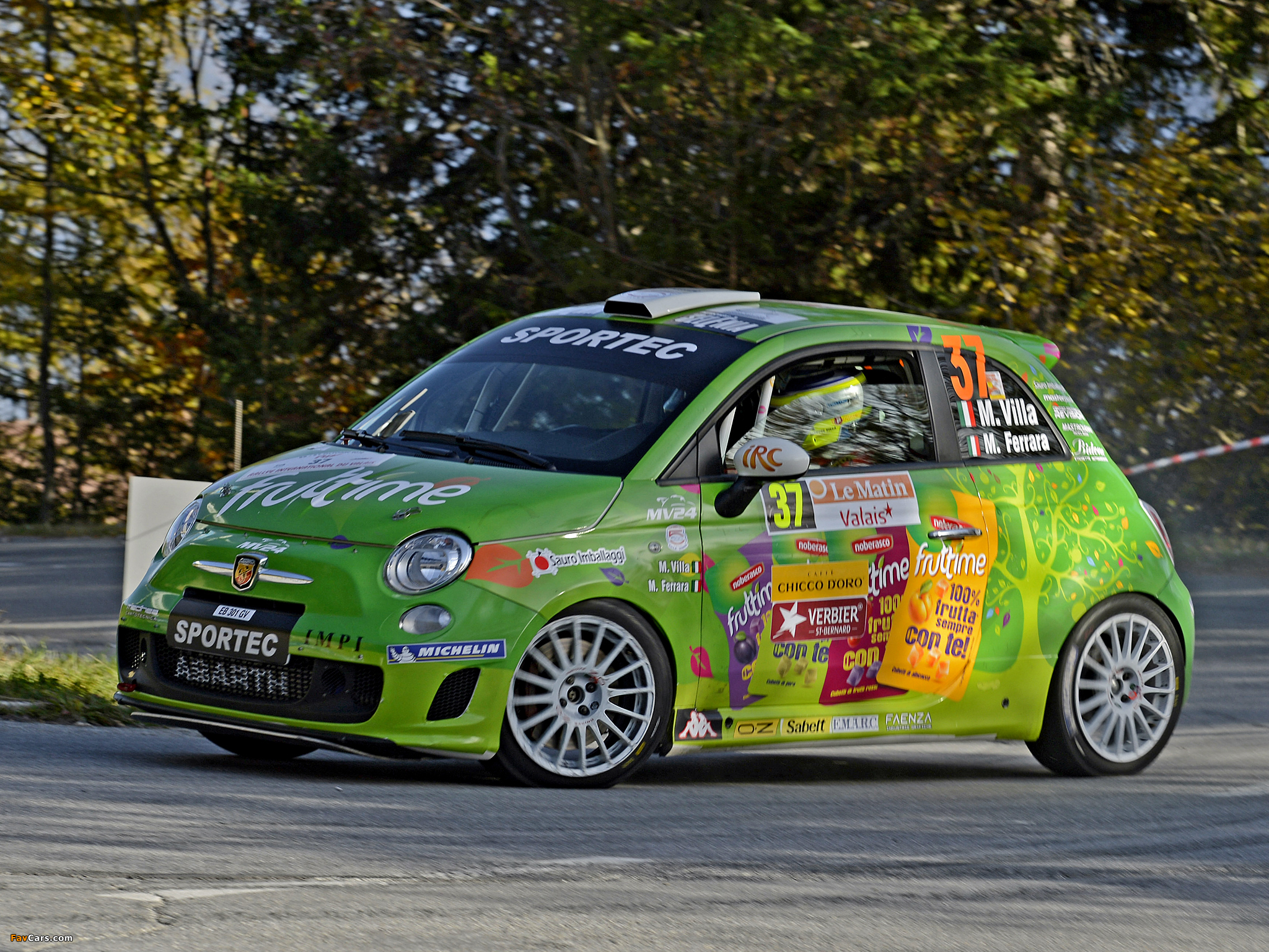 2048x1536 Car Wallpapers Pictures Of Abarth 500 R3t 2009 2048x1536
