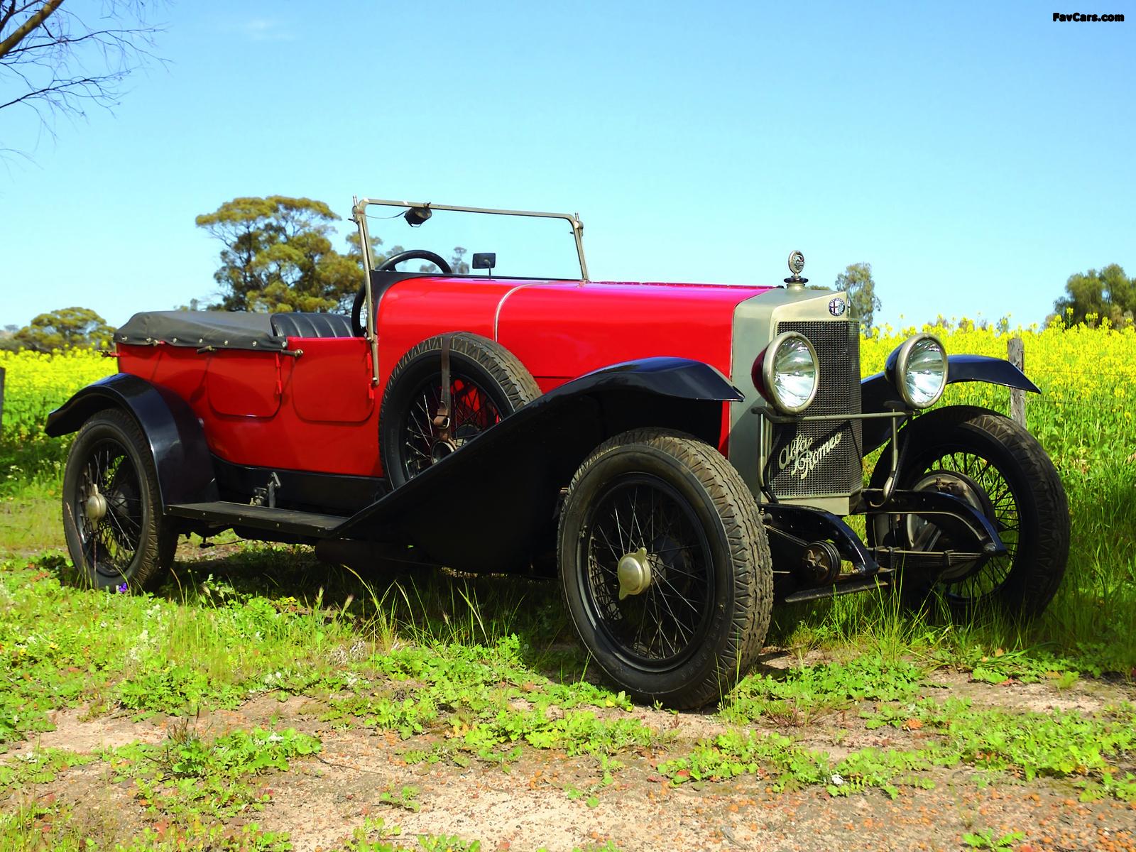 2048x1536 Car Wallpapers Alfa Romeo Rl S Tourer 1922 1925 Photos 1600x1200