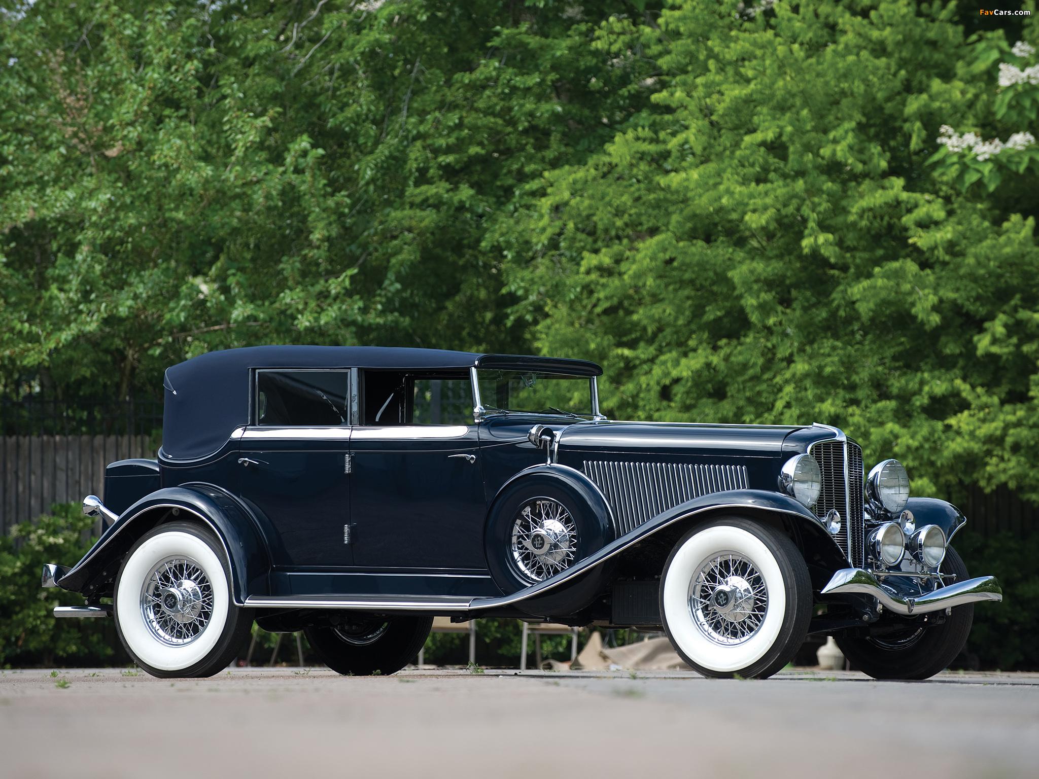 2048x1536 Car Wallpapers Auburn Twelve Phaeton Sedan 12 165 1933 1934 Pictures
