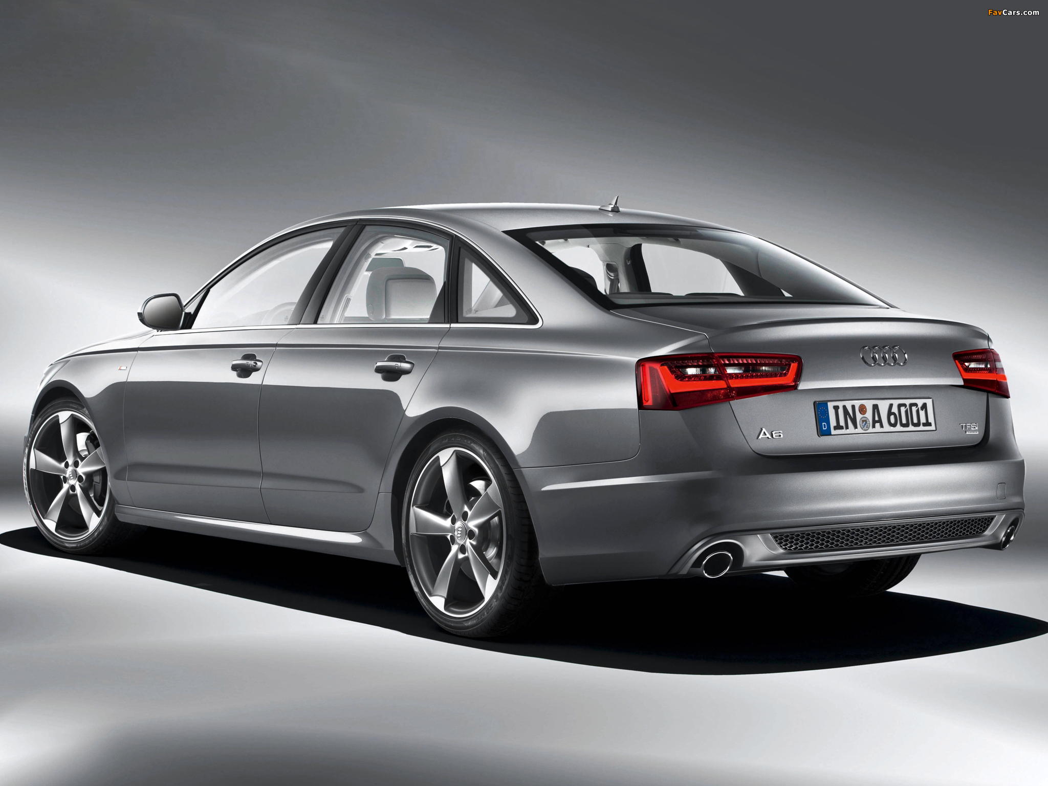 1024x768 Car Wallpapers Pictures Of Audi A6 3 0t S Line Sedan 4g C7 2011 2048x1536