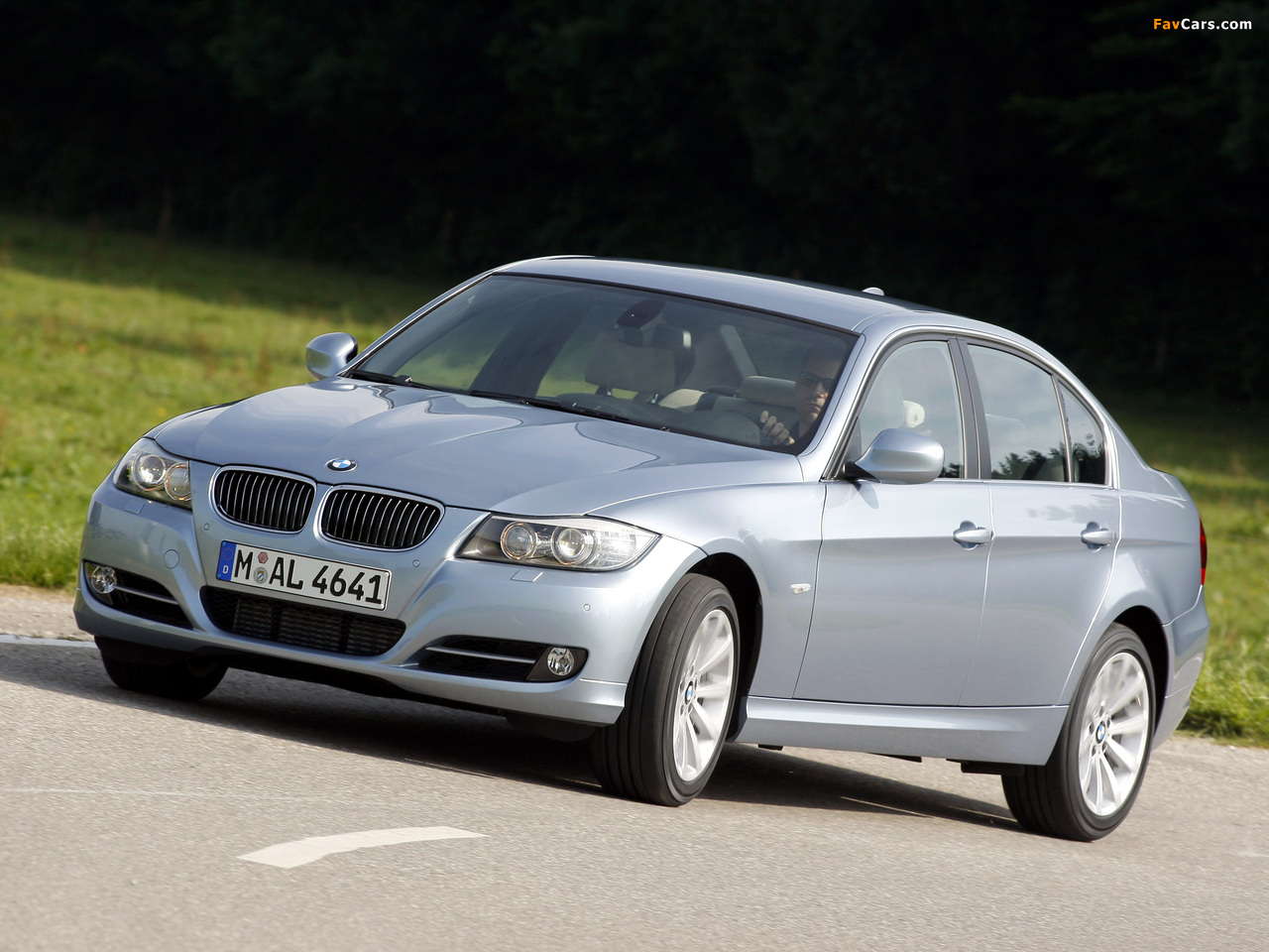 Bmw Car Hd Wallpaper Images Of Bmw 335i Sedan E90 2008 11 1280x960