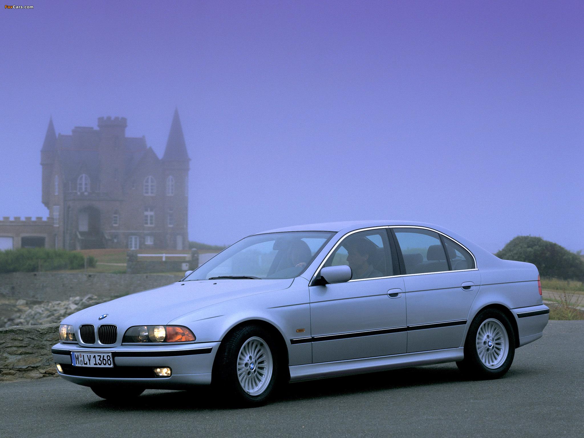 Bmw Car Hd Wallpaper Bmw 5 Series Sedan E39 1995 2003 Wallpapers 2048x1536