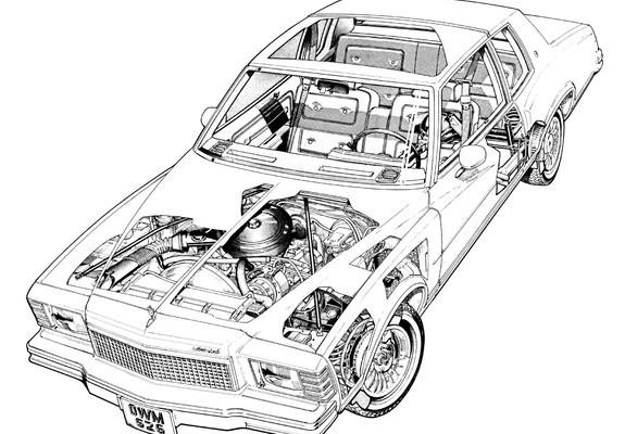 1974 chevy monte carlo