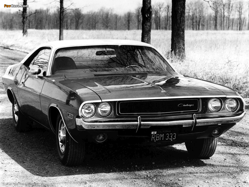 Dodge Challenger 1970 Wallpaper Dodge Challenger 1970 Images