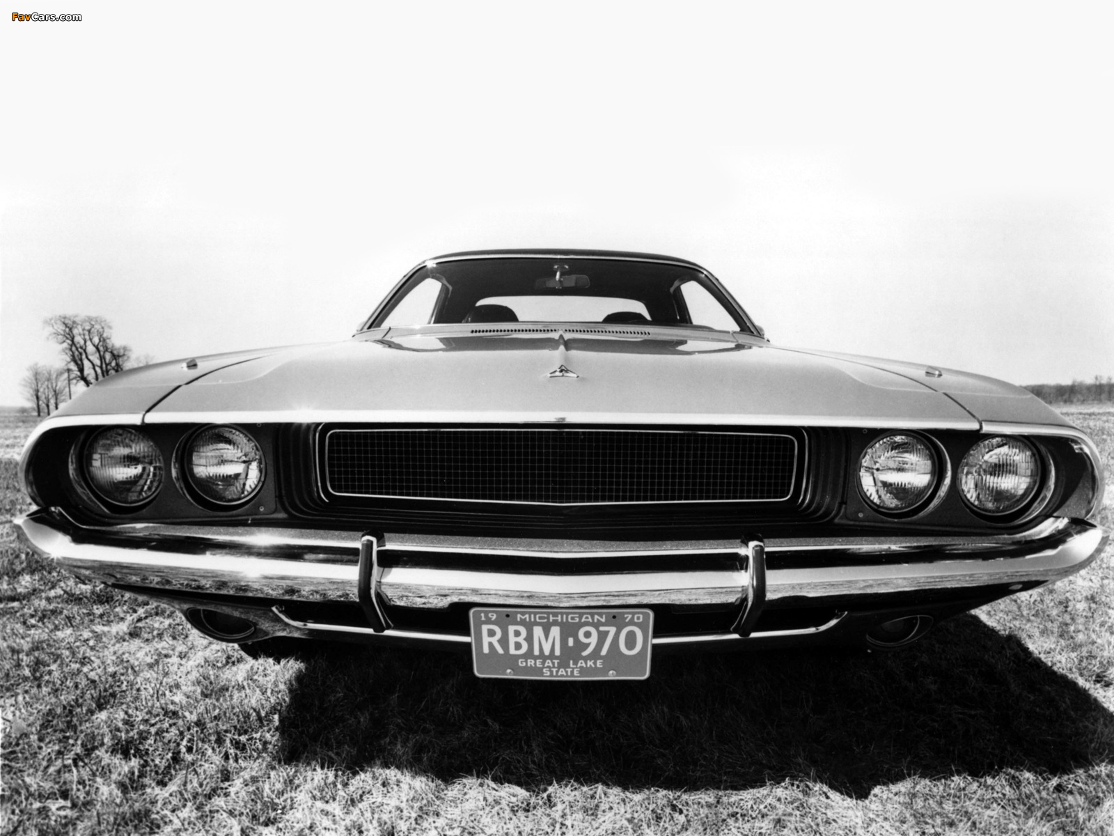 Dodge Challenger 1970 Wallpaper Dodge Challenger 1970 Wallpapers 1600x1200