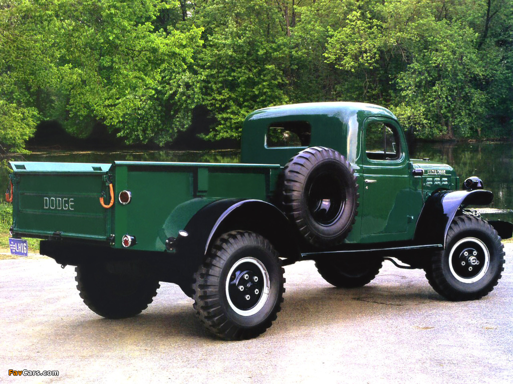 1957 Cars Restored Or Wallpapers Pictures Of Dodge Power Wagon 1946 69 1024x768