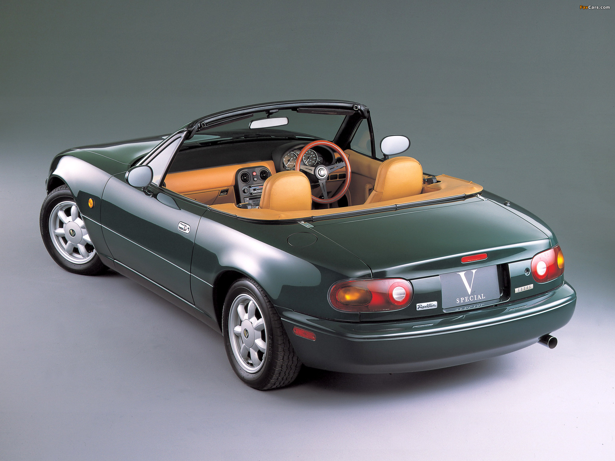 1024x768 Car Wallpapers Pictures Of Eunos Roadster V Special Na6ce 1990 91