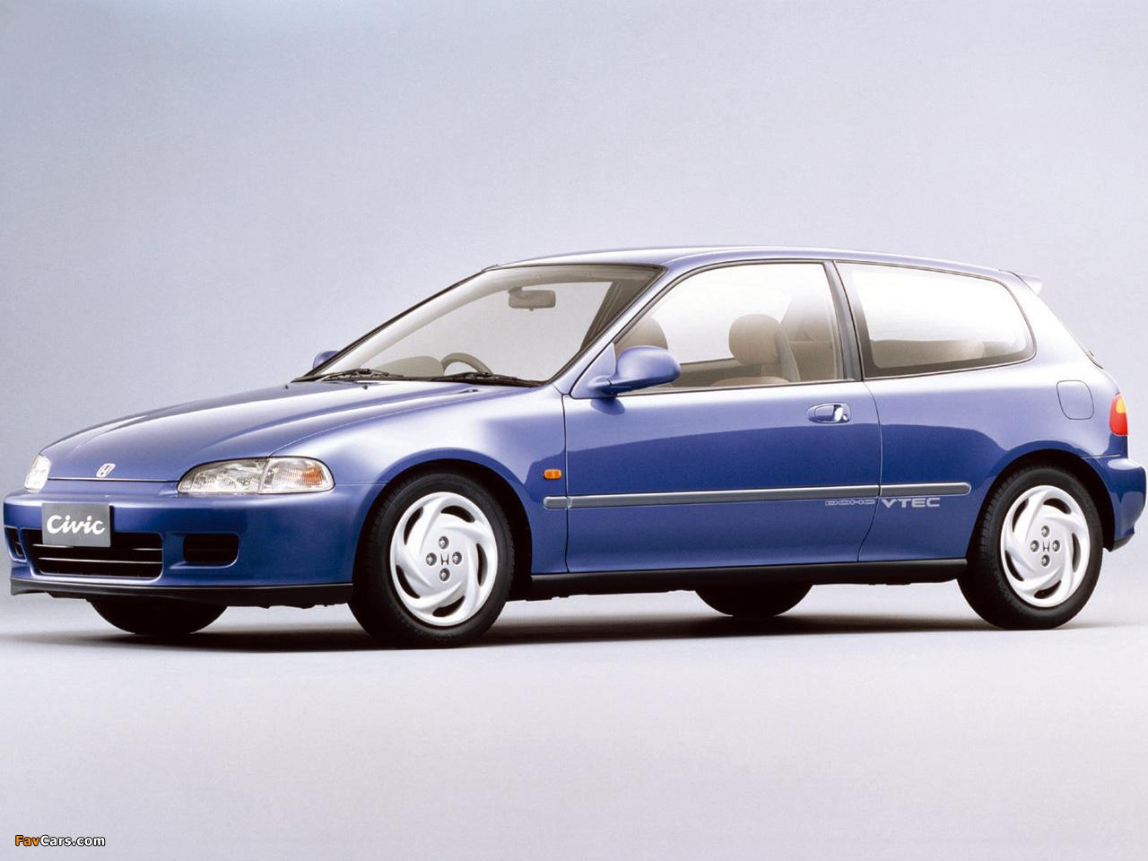 Honda civic eg6 rally car car interior design