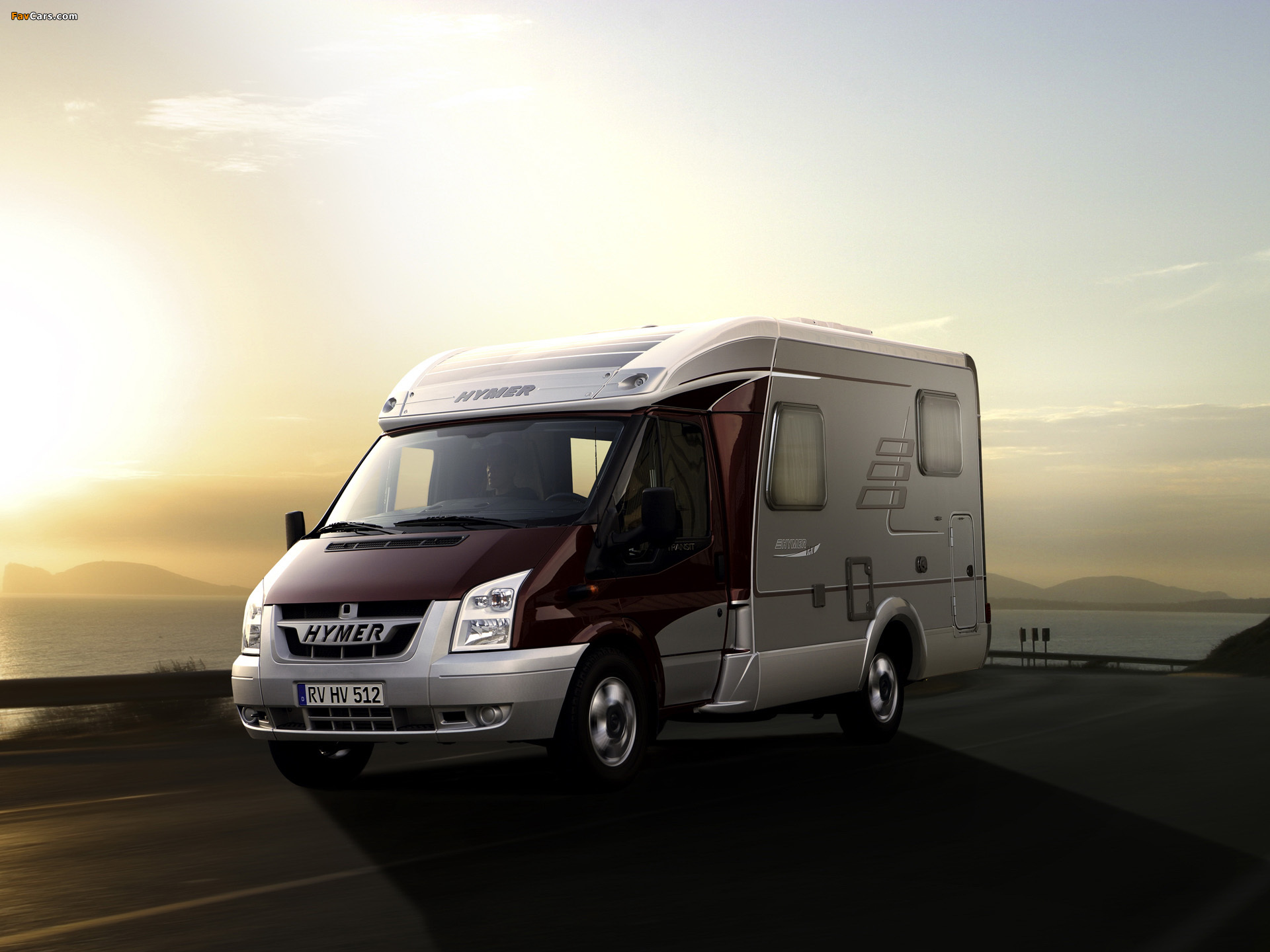 All Car Wallpaper Download Hymer Van 512 2008 Pictures 1920x1440