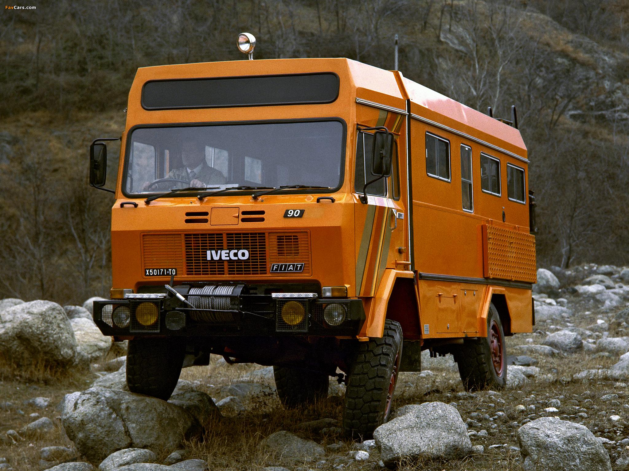 1024x768 Car Wallpapers Iveco Fiat 90 Pc 4x4 Esperia 1979 83 Wallpapers 2048x1536