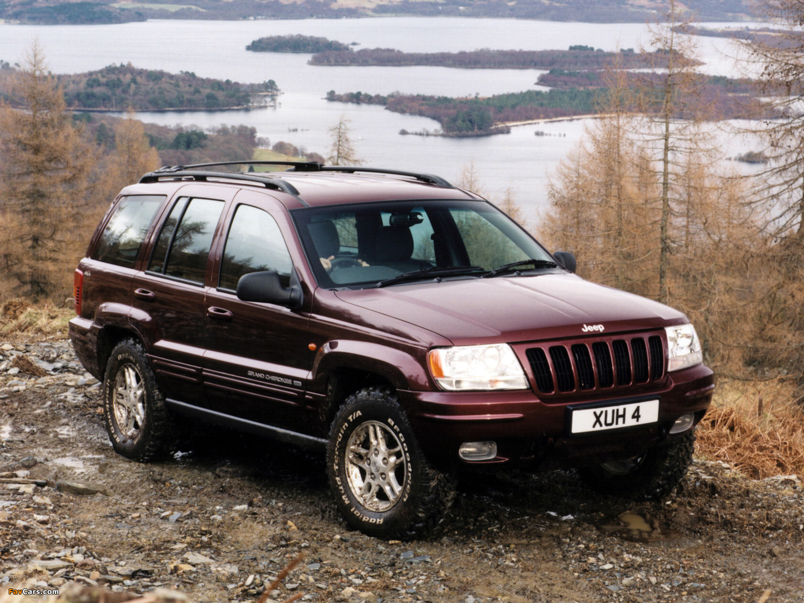 All Car Wallpapers Hd Jeep Grand Cherokee Uk Spec Wj 1998 2003 Wallpapers