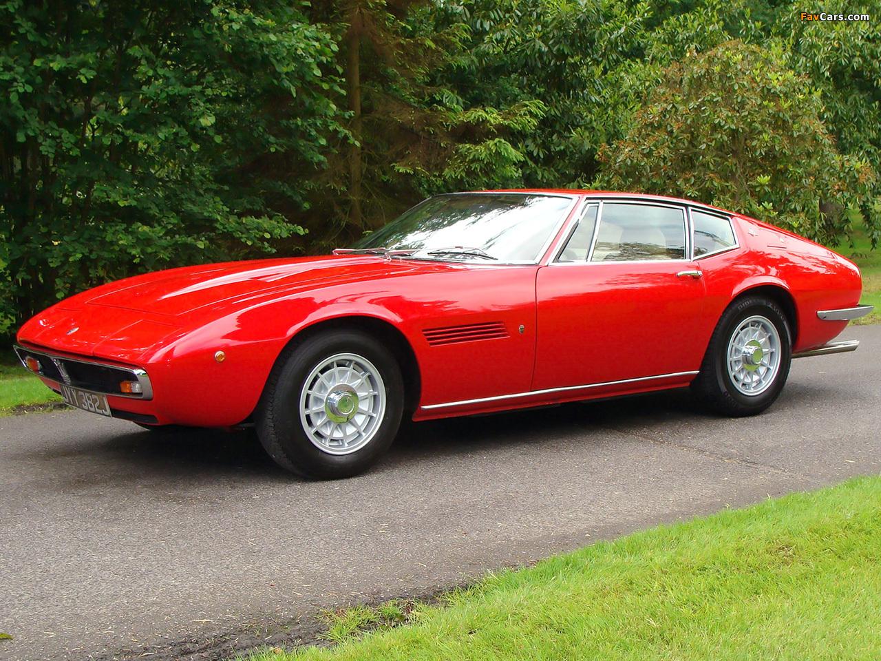 1024x768 Car Wallpapers Maserati Ghibli Ss 1970 73 Wallpapers 1280x960