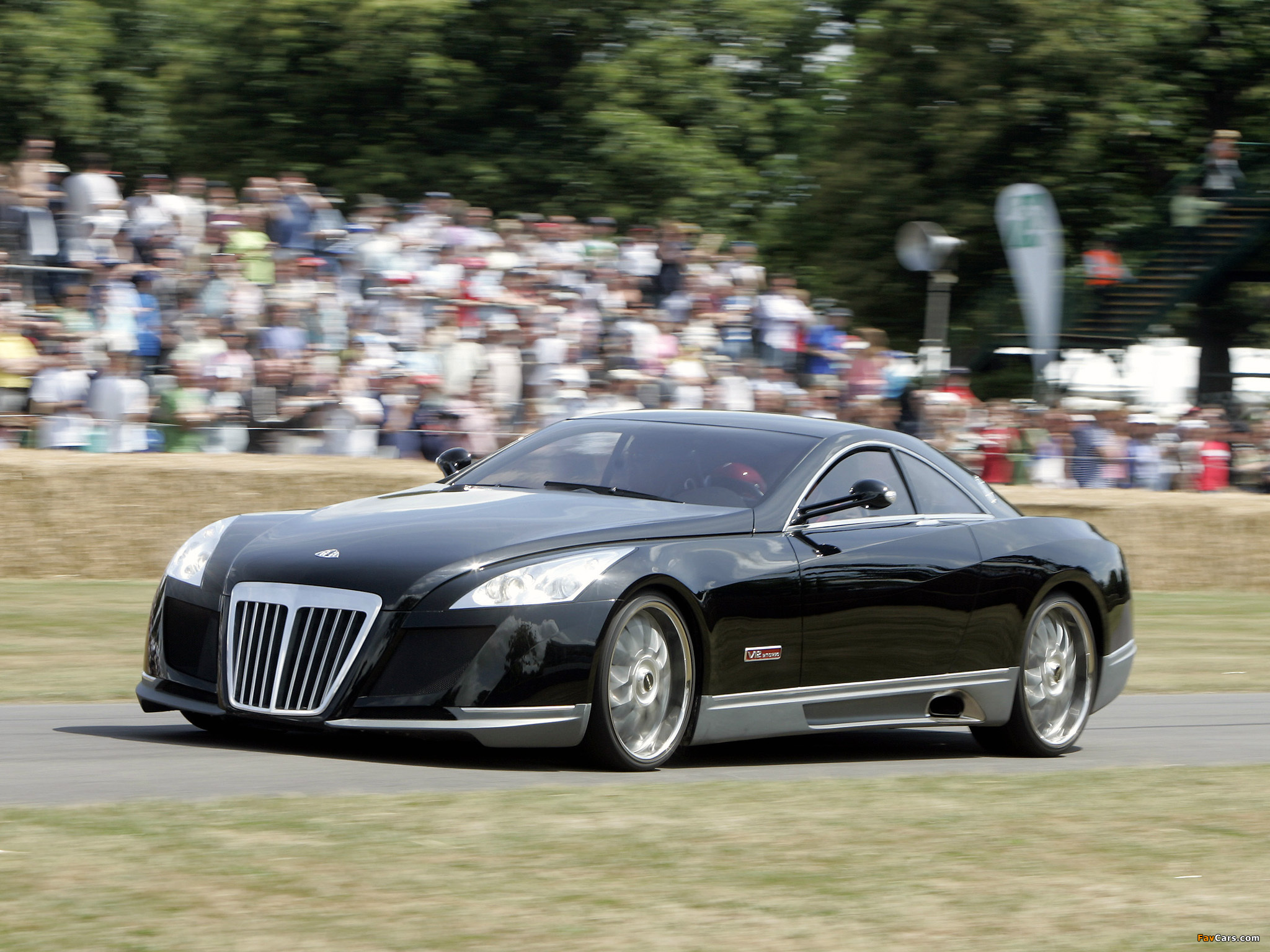 Wallpapers 1024x768 Cars Maybach Exelero Concept 2005 Wallpapers 2048x1536