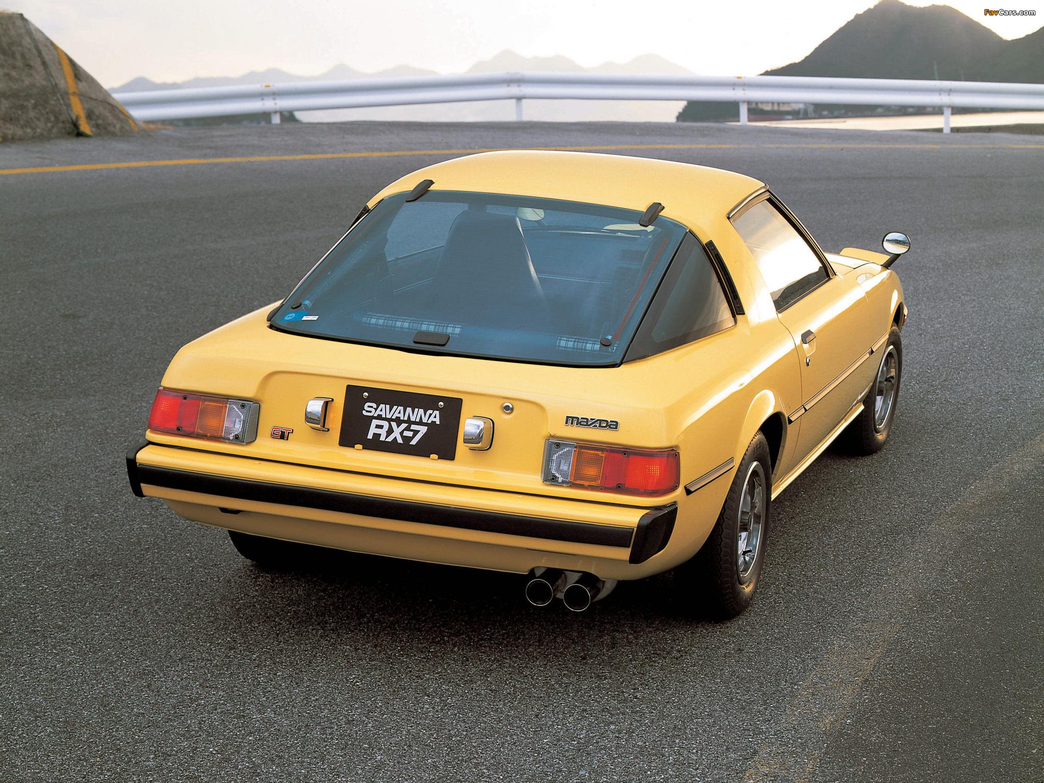 Wallpapers 1024x768 Cars Mazda Savanna Rx 7 Sa 1978 81 Wallpapers 2048x1536
