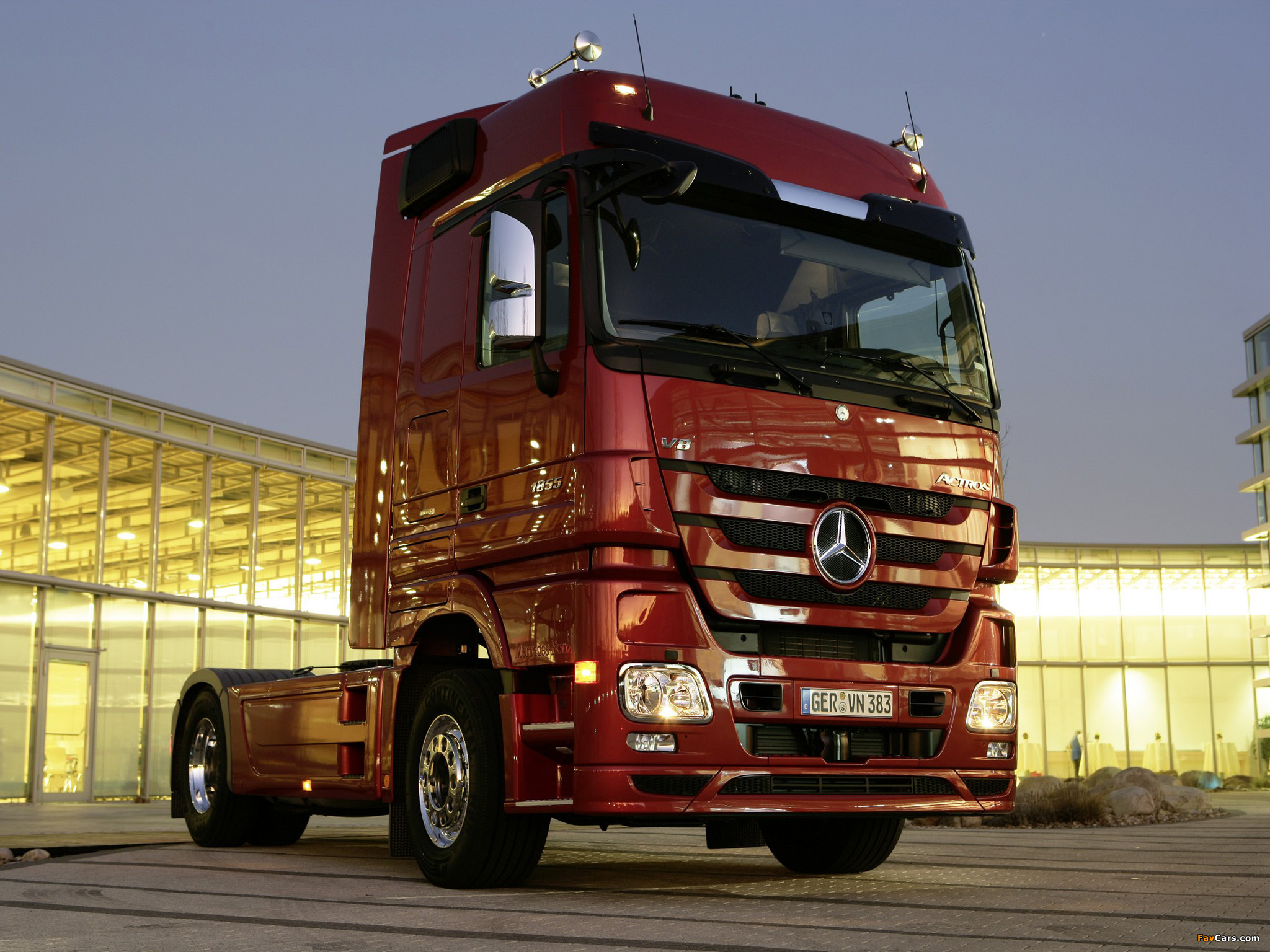 1024x768 Car Wallpapers Mercedes Benz Actros 1855 Mp3 2008 11 Images 2048x1536