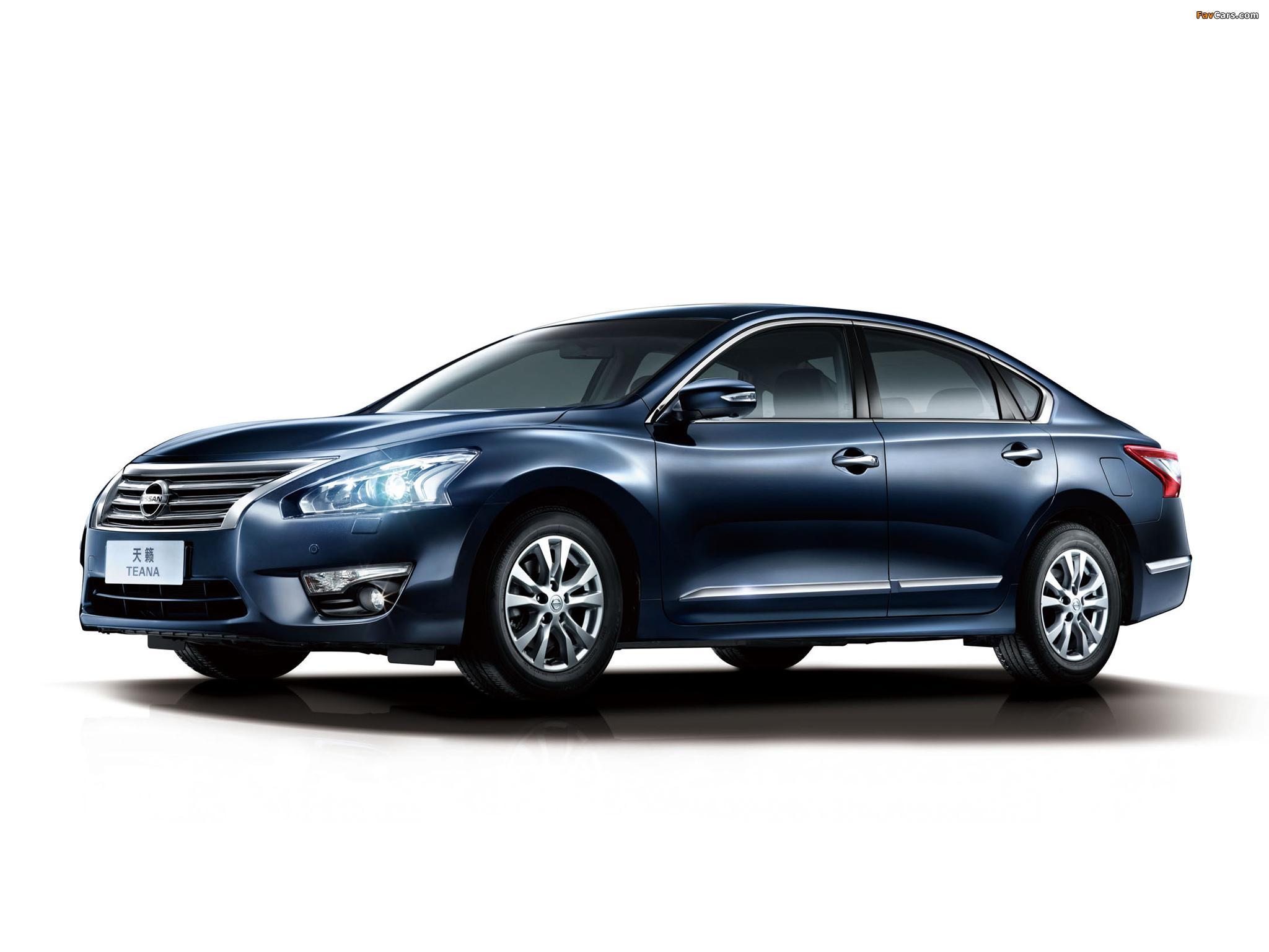 All Car Wallpapers Hd Photos Of Nissan Teana Cn Spec L33 2013 2048x1536