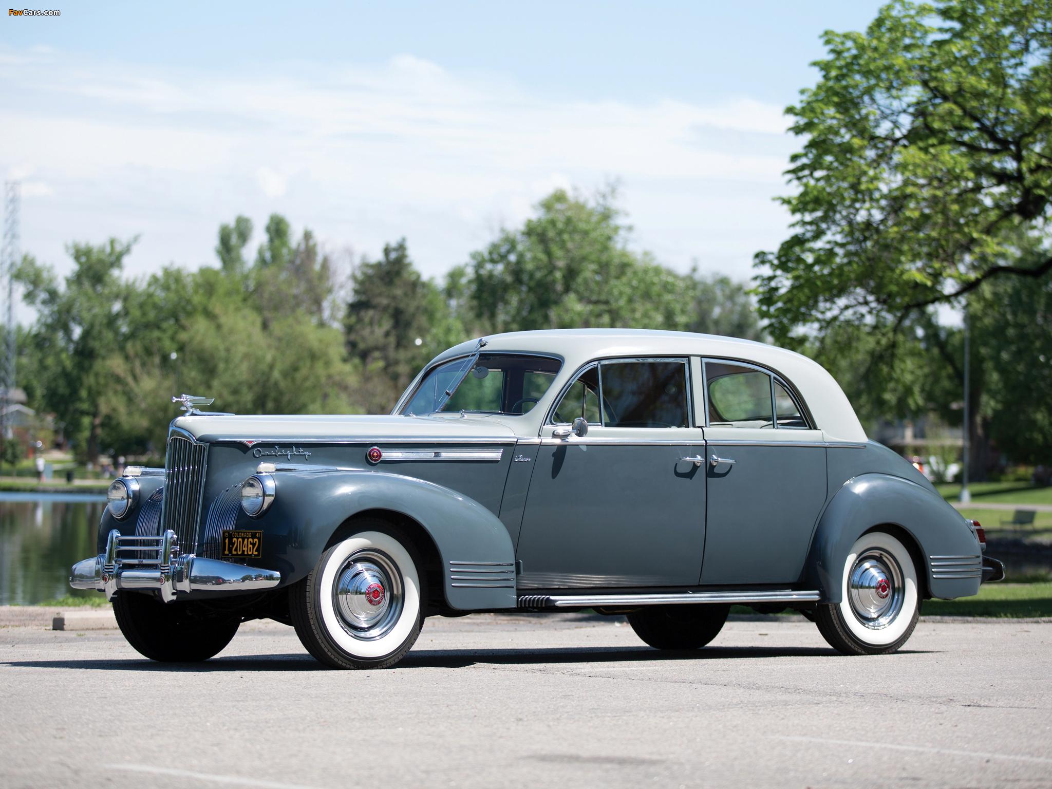 2048x1536 Car Wallpapers Photos Of 1941 Packard 180 Custom Super Eight Sport