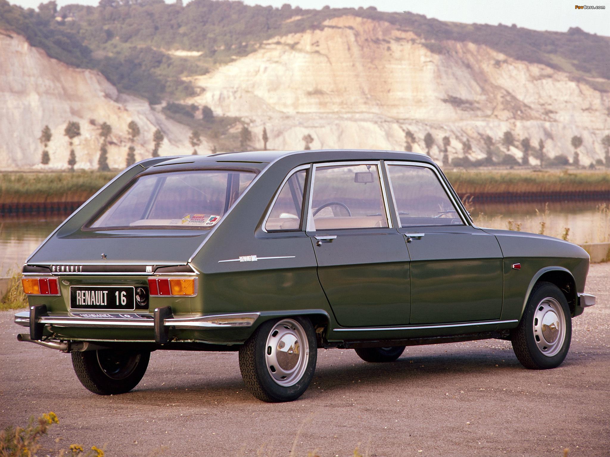 2048x1536 Car Wallpapers Renault 16 Tl 1974 80 Photos 2048x1536