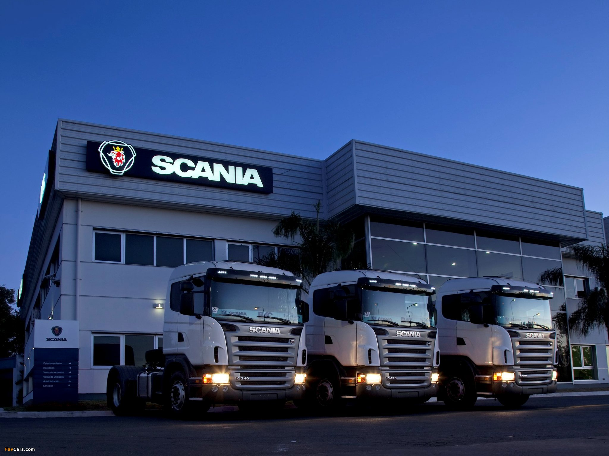 All Car Wallpapers Hd Scania G Series Wallpapers 2048x1536