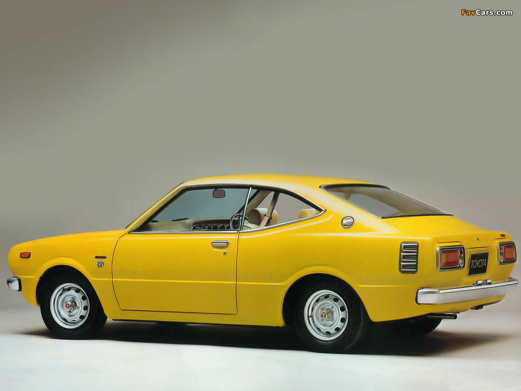 1024x768 Car Wallpapers Toyota Corolla Hardtop Coupe E37 1974 79 Images 1024x768