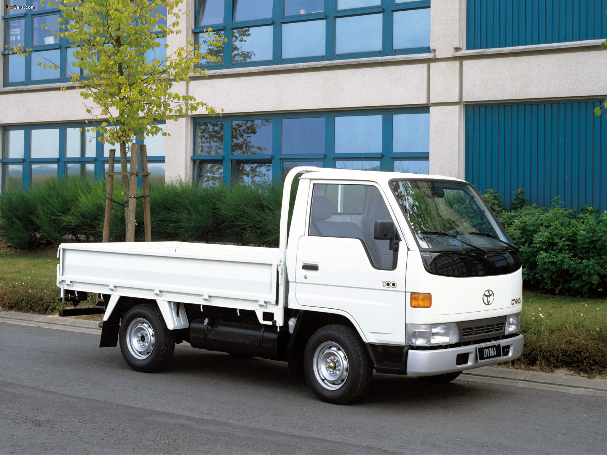 1024x768 Car Wallpapers Pictures Of Toyota Dyna 100 1995 99 2048x1536