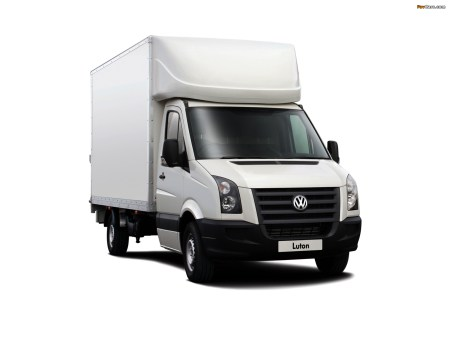 Vw Crafter Luton Payload