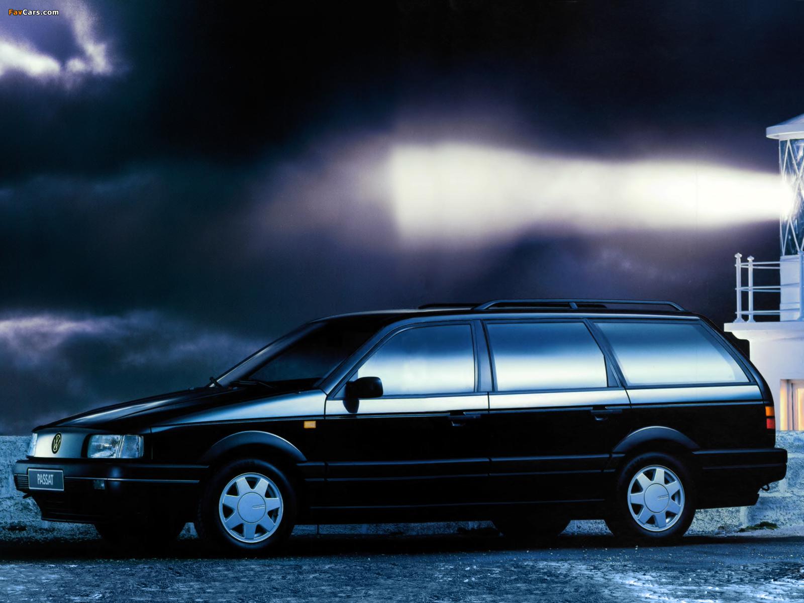 All Car Wallpaper Download Pictures Of Volkswagen Passat Variant Gt B3 1988 93