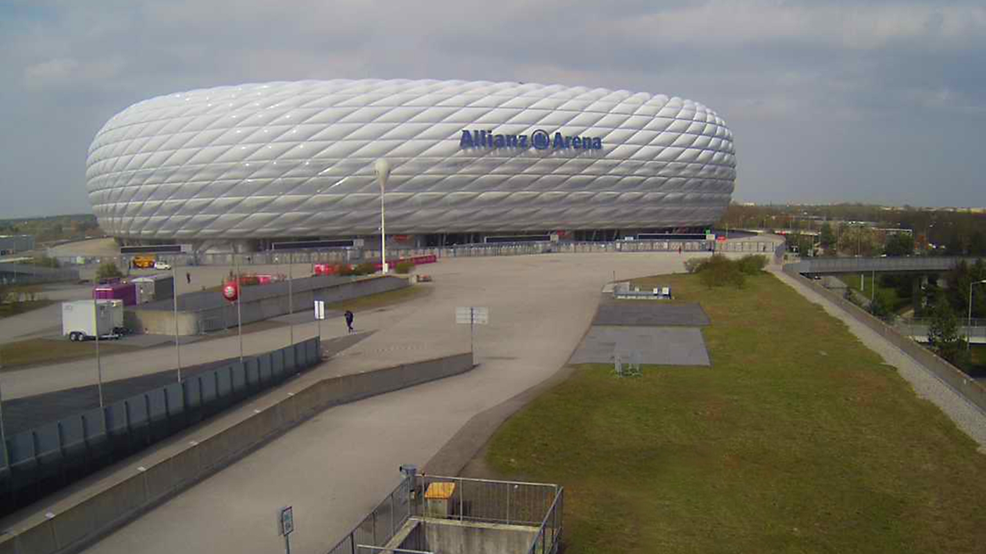 Webcam Ludwigsburg Outdoor Webcam - Allianz Arena (en)