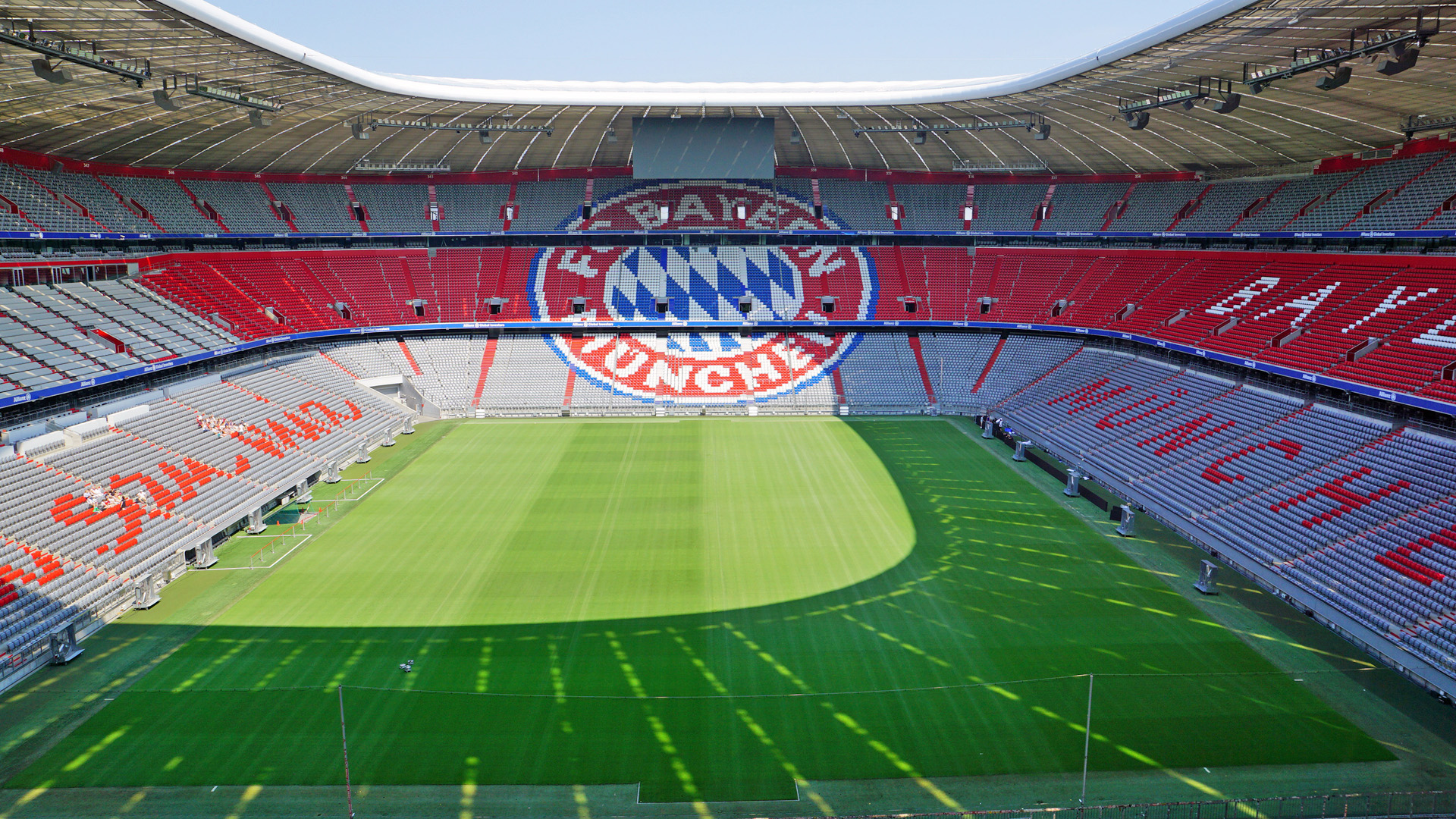 Webcam Ludwigsburg Indoor Webcam - Allianz Arena (en)