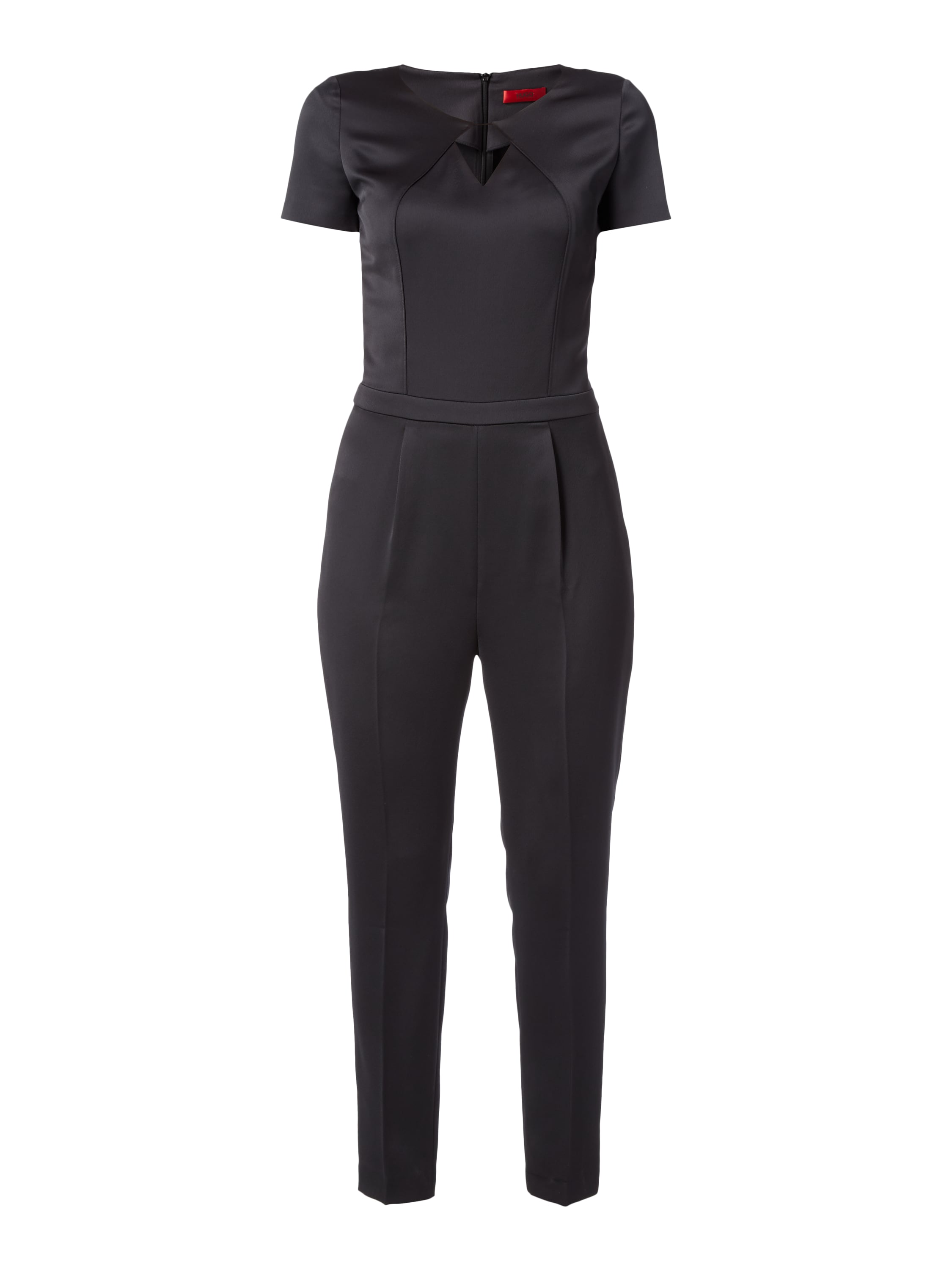 Jumpsuit Edel Jumpsuit Aus Satin Fashion Id Online Shop