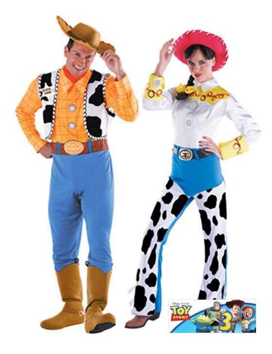 Cowgirl Cutie Dress Gun Fighter Cowboy Adult Couples Set #Halloween