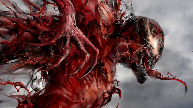 Black Cat Fall Wallpaper Venom Face Au Sanguinaire Carnage Dans Le Spin Off De