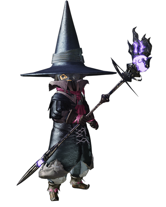 Elf The Movie Quotes Wallpapers Final Fantasy 14 A Realm Reborn Black Mage