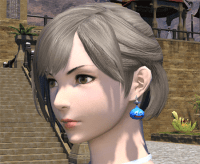 TGS (Cactuar and Bomb) Earrings - PS3 Trophies Forum