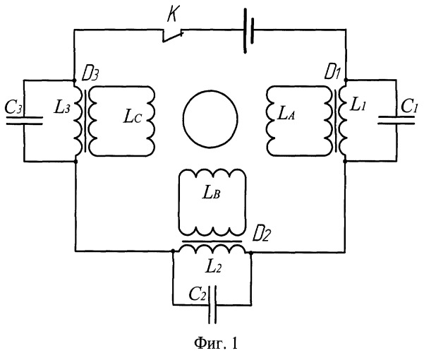 phase converters and starting circuits