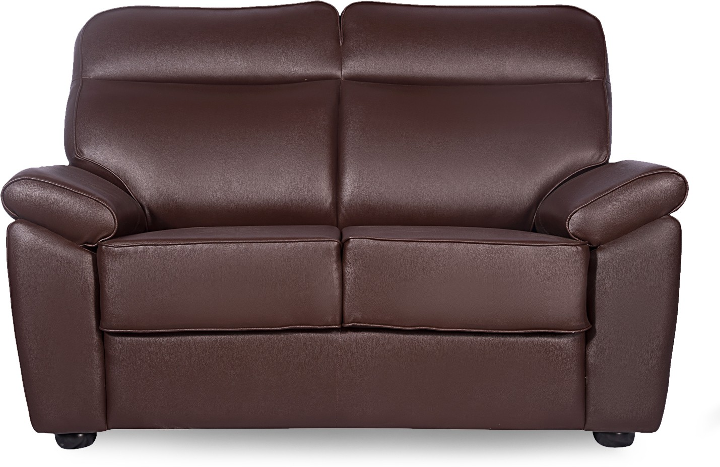 Interio Sofa Modular Godrej Interio Planteous Leatherette 2 Seater Sofa Finish Color