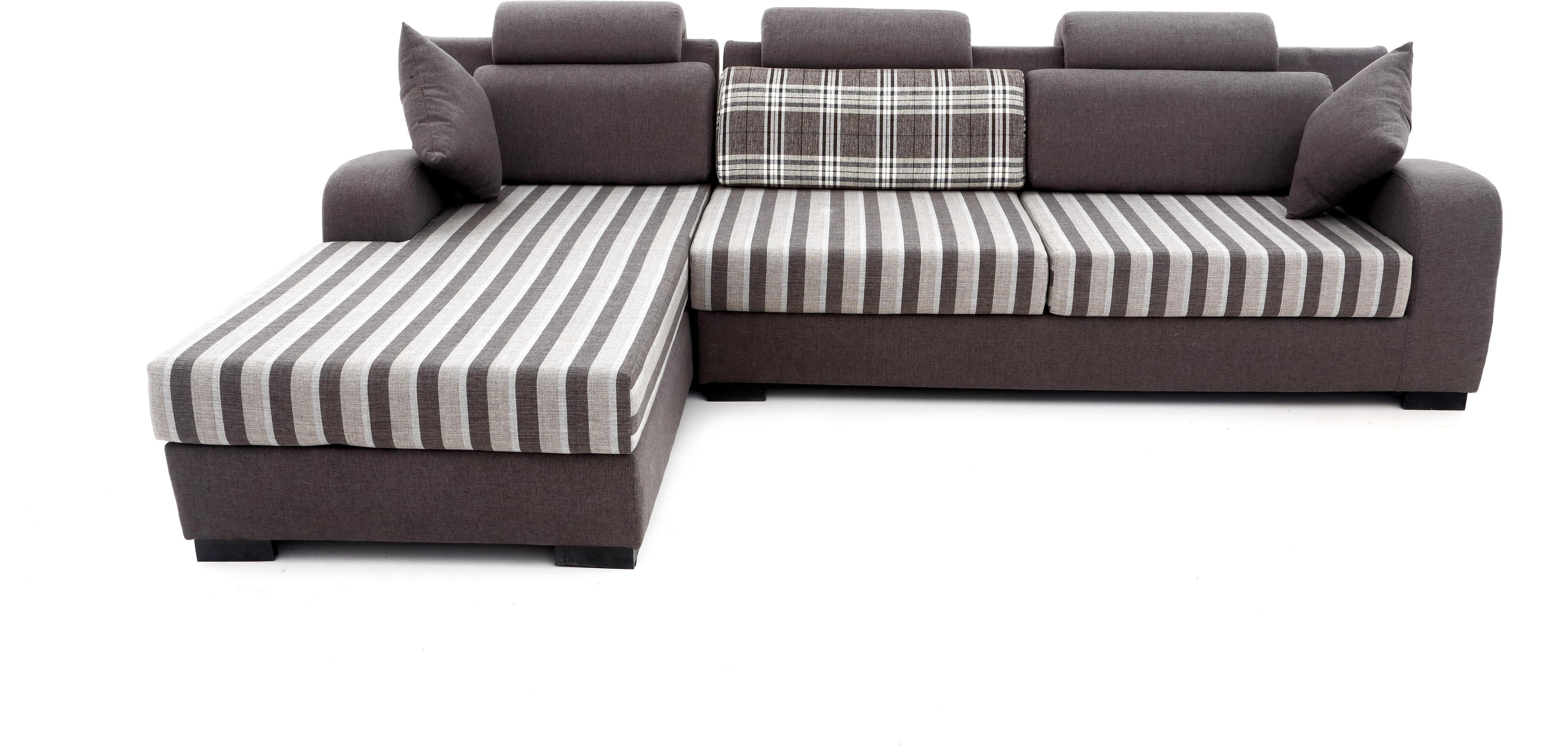 Sofa Set Offers In Mumbai Furnicity Fabric 3 1 Grey Sofa Set Configuration L Shaped