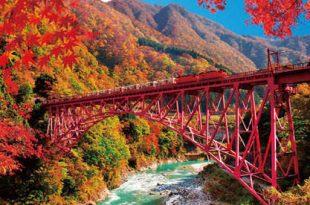 【熱血背包女】2015秋‧中部北陸紅葉之旅~行程筆記分享✎