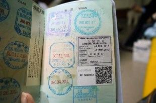 【花小姐碎念】開始一個人旅行(2)行程規畫的技巧
