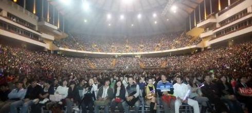 感動激動的夜晚~BSB LIVE IN Taipei!(上)感觸篇
