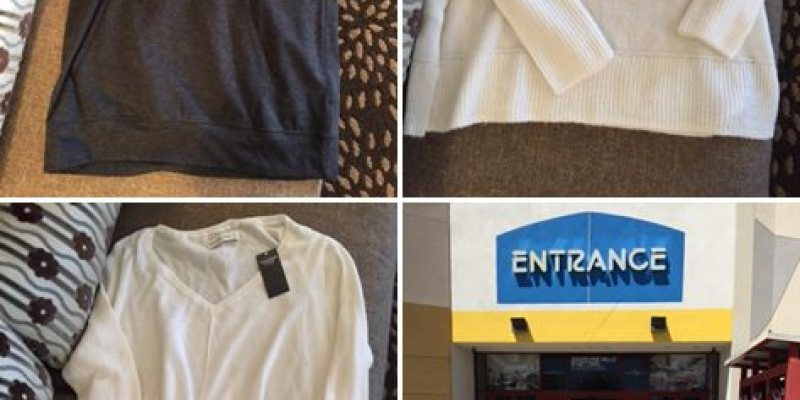 【Travel】Grapevine Mills Outlet Shopping@Dallas