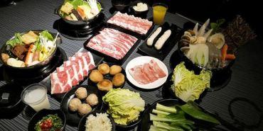 【台南市-永康區美食】白飯、飲料吃到飽!σ(ˋ▽ˊ)σ『五鮮級平價鍋物-台南大灣店』給您