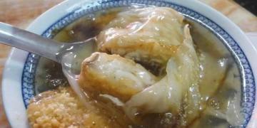 【台南市-新化區】楊家土魠魚羹 口袋裡的新化羹王