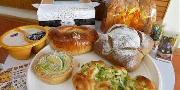 【台南市-永康區美食】主打天然健康訴求麵包的『聖麗麵包坊』!家中老小都能開心、安心、放心吃的單純好味道~更有客製化接單生產喔ヾ(*´∀`*)ノ