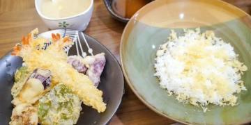 【台南市-中西區】菘禾日式料理  用心的老饕級高CP天丼