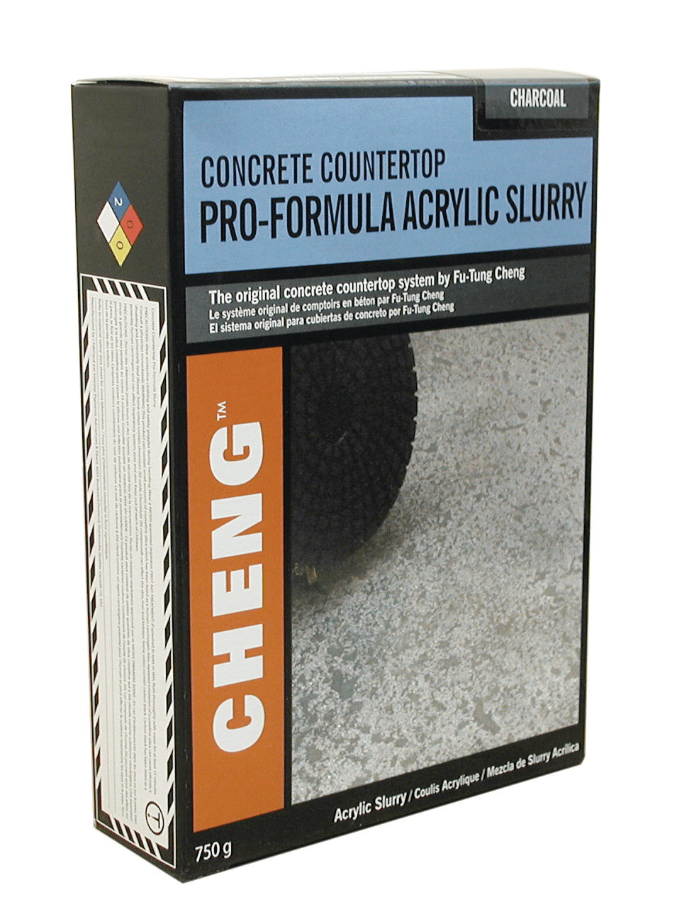 Cheng Pro Formula Acrylic Slurry From Cheng Concrete Exchange For Construction Pros